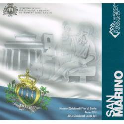 San Marino 2012 Cartera Oficial S/C