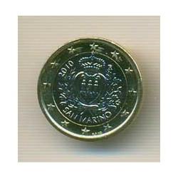 San Marino 2010 1 Euro S/C