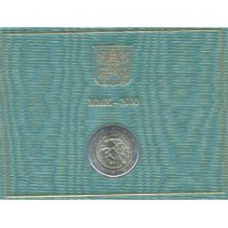 Vaticano 2010 2 Euros Año Sacerdotal S/C