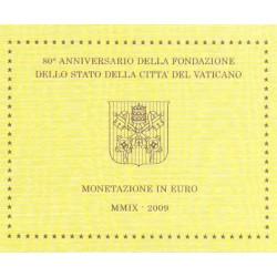 Vaticano 2009 Cartera Oficial S/C