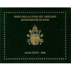 Vaticano 2005 Cartera Oficial S/C