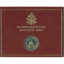 Vaticano 2004 2 Euros Ciudad del Vaticano. S/C