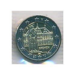 Alemania 2010 2 Euros Ceca G.Bremen S/C