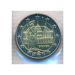 Alemania 2010 2 Euros cualquier Ceca S/C