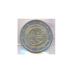 Alemania 2009 2 Euros Ceca F. 10º Aniv. del Euro S/C