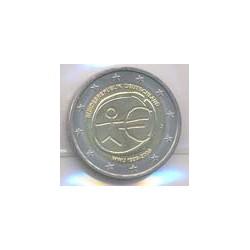 Alemania 2009 2 Euros Ceca J. 10º Aniv. del Euro S/C