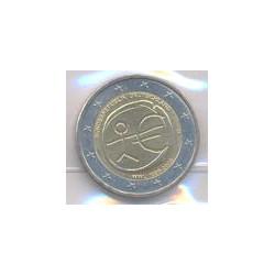 Alemania 2009 2 Euros de cualquier Ceca. 10º Aniv. del Euro S/C