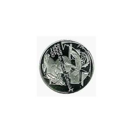 Alemania 2003 10 Euros Plata Ceca D Museos Alemanes S/C-