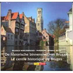 Bélgica 2010 Cartera Oficial FDC