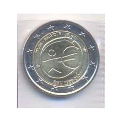 Bélgica 2009 2 Euros 10º Aniv. del Euro S/C