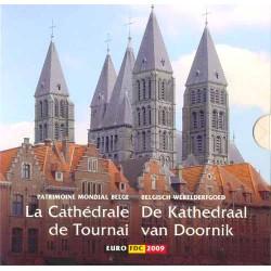 Bélgica 2009 Cartera Oficial FDC
