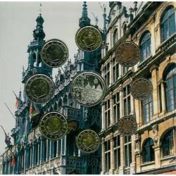 Bélgica 2005 Cartera Oficial FDC