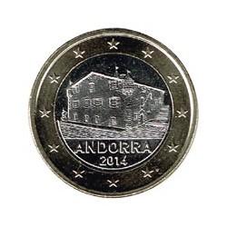 Andorra 2014 1 Euro S/C