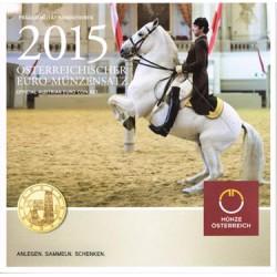 Austria 2015 Cartera Oficial S/C