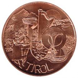 Austria 2014 10 Euros. Tirol S/C