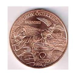 Austria 2012 10 Euros. Carintia S/C