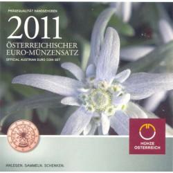 Austria 2011 Cartera Oficial S/C