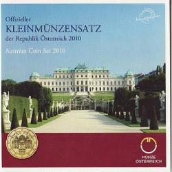 Austria 2010 Cartera Oficial S/C