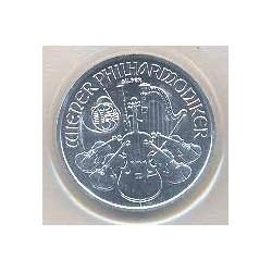 Austria 2008 1´5 Euros Plata. Filarmónica de Viena S/C