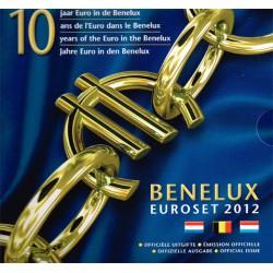 Benelux 2012 Cartera Oficial S/C