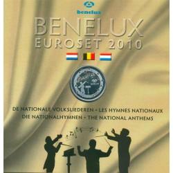 Benelux 2010 Cartera Oficial S/C