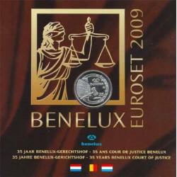 Benelux 2009 Cartera Oficial S/C