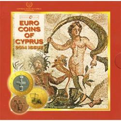 Chipre 2014 Cartera Oficial S/C