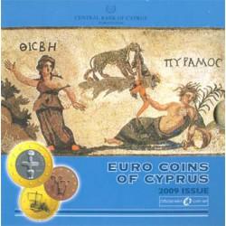 Chipre 2009 Cartera Oficial S/C