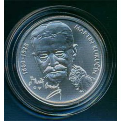 Eslovaquia 2010 10 Euros. Martin Kukucin S/C