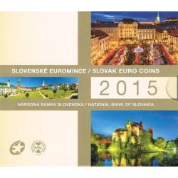 Eslovaquia 2015 Cartera Oficial S/C