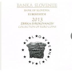 Eslovenia 2013 Cartera Oficial S/C