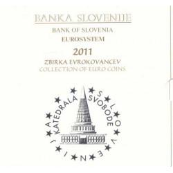 Eslovenia 2011 Cartera Oficial S/C