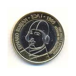 Eslovenia 2009 3 Euros. 100 Años Primer Vuelo S/C