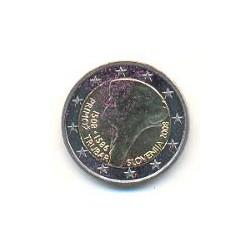 Eslovenia 2008 2 Euros Primoz Trubar S/C