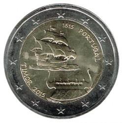 Portugal 2015 2 Euros Timor S/C