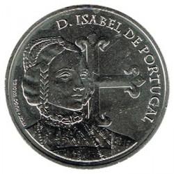 Portugal 2015 5 Euros Isabel de Portugal S/C