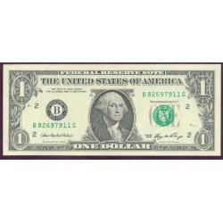 Estados Unidos 1 Dólar Pk 523 (2.006) S/C