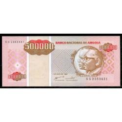 Angola 500.000 Kwanzas PK 140 (1-5-1.995) S/C