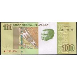 Angola 100 Kwanzas PK 153 (Octubre 2.012) S/C
