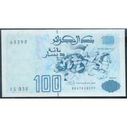 Argelia 100 Dinares PK 137 (1.992) S/C