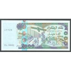 Argelia 2.000 Dinares PK 144 (24-3-2.0011) S/C