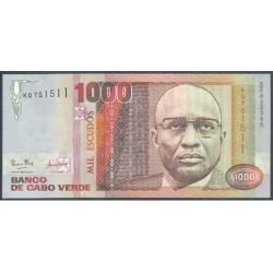 Cabo Verde 1.000 Escudos PK 60 (20-1-1.989) S/C