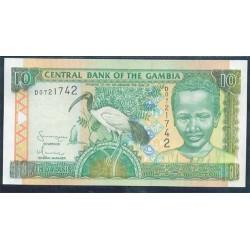 Gambia 10 Dalasis PK 21c (2.001) S/C