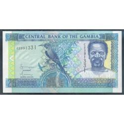 Gambia 25 Dalasis PK 22c (2.001) S/C