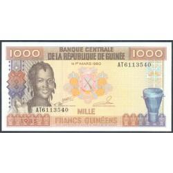 Guinea 1.000 Francos PK 32 (1.985) S/C