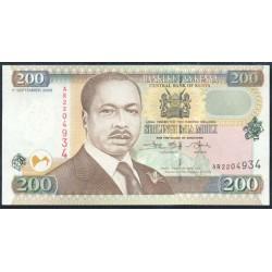 Kenia 200 Shilling PK 38g (1-9-2.002) S/C
