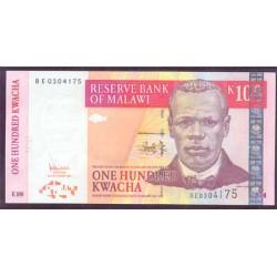 Malawi 100 Kwachas PK 54a (31-10-2.005) S/C