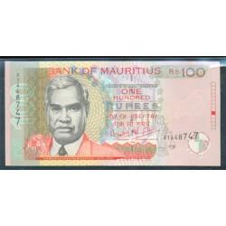 Mauricio (Islas) 100 Rupees PK 51b (2.001) S/C