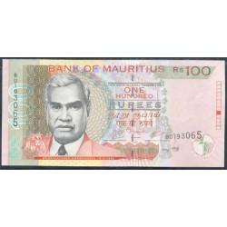 Mauricio (Islas) 100 Rupees PK 51 (2.007) S/C