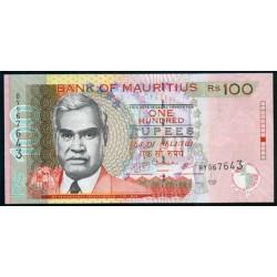 Mauricio (Islas) 100 Rupees PK 56c (2.009) S/C
